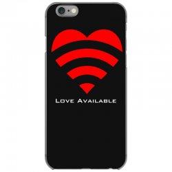 love broadcast iPhone 6/6s Case | Artistshot