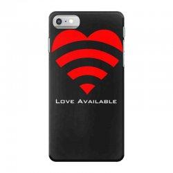 love broadcast iPhone 7 Case | Artistshot