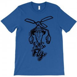 inspector gadget i'm so fly T-Shirt | Artistshot