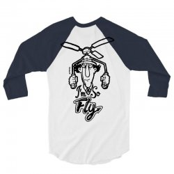 inspector gadget i'm so fly 3/4 Sleeve Shirt | Artistshot