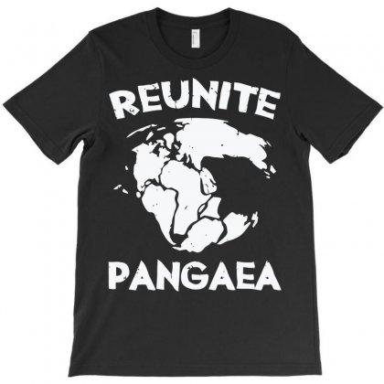 Reunite Pangaea T-shirt Designed By Deomatis9888