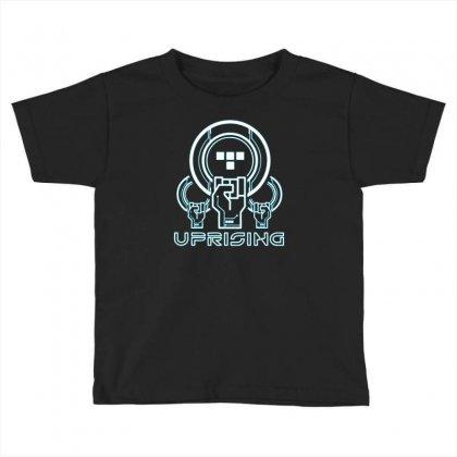 Uprising Toddler T-shirt Designed By Printshirts