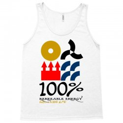 100 renewable energy greenpeace Tank Top | Artistshot