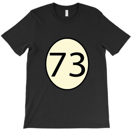 73 T-shirt Designed By Bapakdanur