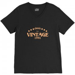 21 birthday tshirt, birthday gift, 1994 V-Neck Tee | Artistshot