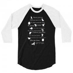 12 best disney lessons 3/4 Sleeve Shirt | Artistshot