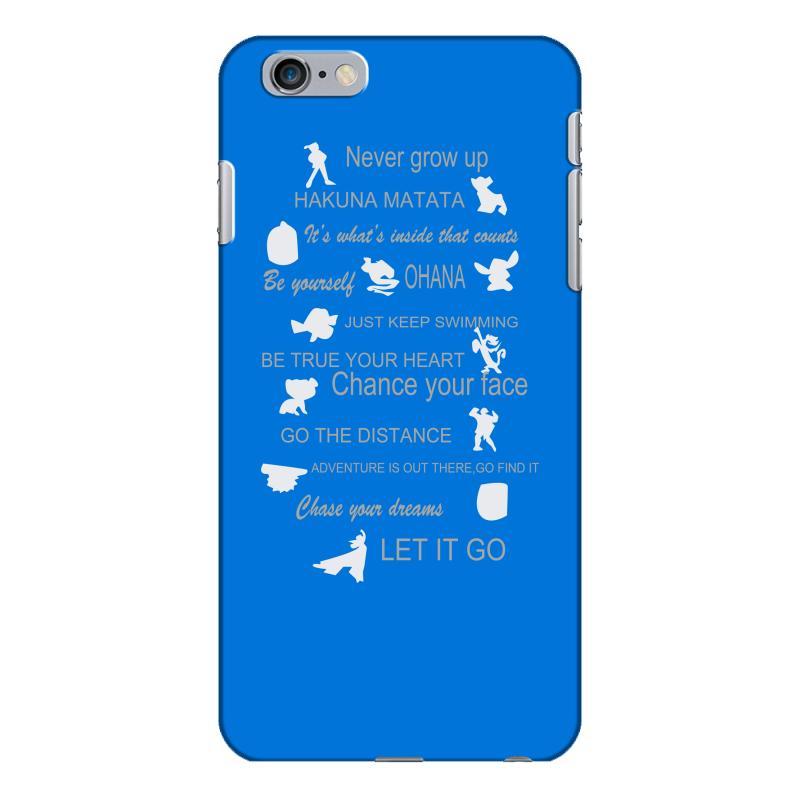 buy popular 988e9 ae0b6 12 Best Disney Lessons Iphone 6 Plus/6s Plus Case. By Artistshot