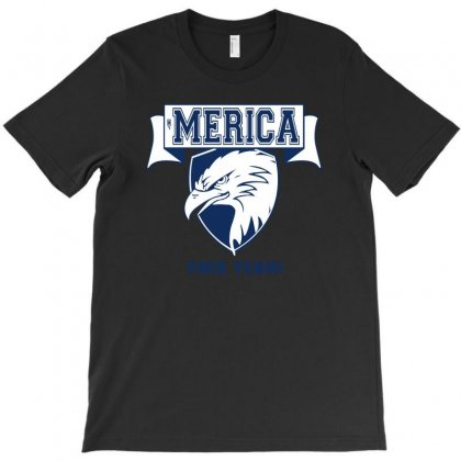 'merica T-shirt Designed By Bapakdanur