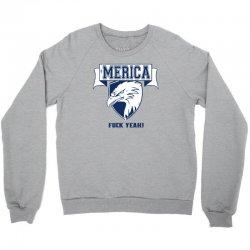 'merica Crewneck Sweatshirt | Artistshot