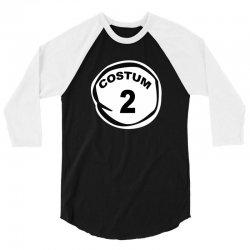 custom thing 1 3/4 Sleeve Shirt | Artistshot