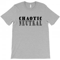 chaotic neutral geek T-Shirt | Artistshot