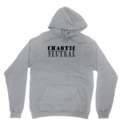 chaotic neutral geek Unisex Hoodie | Artistshot