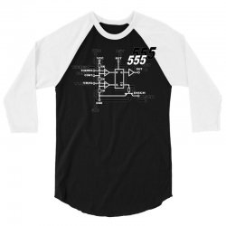 555 original 3/4 Sleeve Shirt | Artistshot
