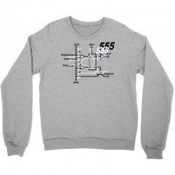 555 original Crewneck Sweatshirt | Artistshot