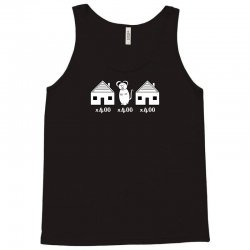 400 houses 400 mouses Tank Top | Artistshot