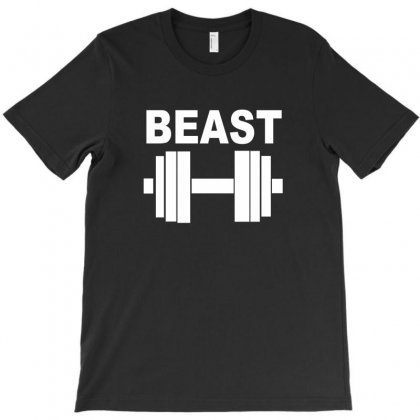 Beast T-shirt Designed By Deomatis9888