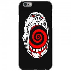 screaming face iPhone 6/6s Case | Artistshot