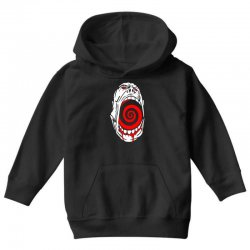 screaming face Youth Hoodie | Artistshot