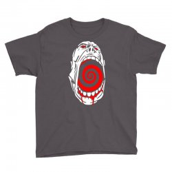 screaming face Youth Tee | Artistshot