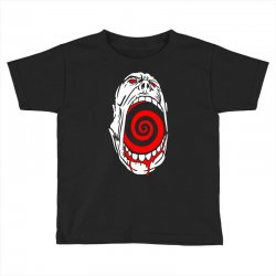 screaming face Toddler T-shirt | Artistshot