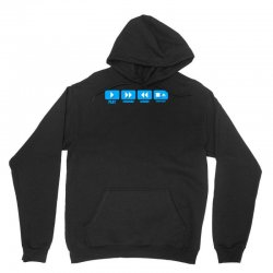 music freak cd player Unisex Hoodie | Artistshot