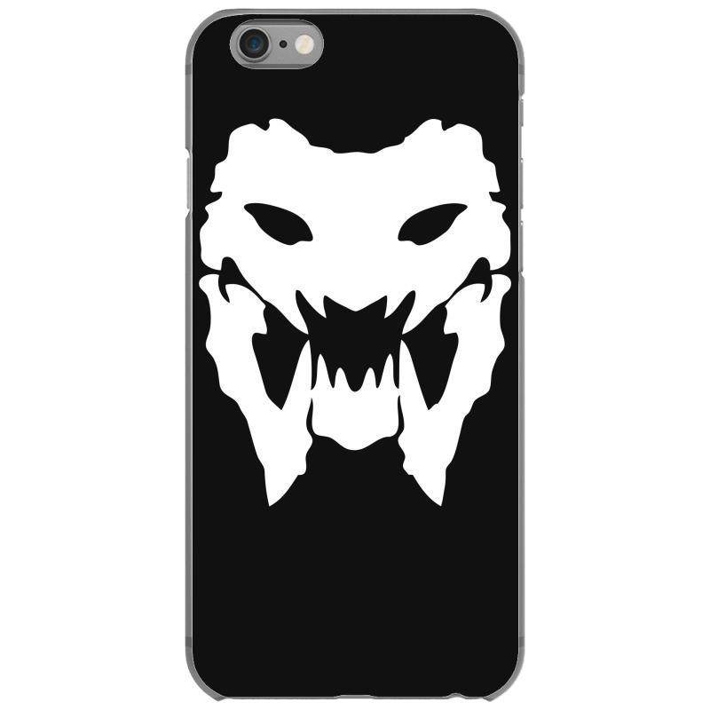 predator mask iphone case