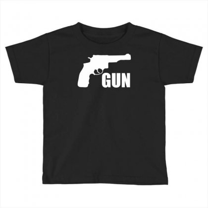 Son Of A Gun Toddler T-shirt Designed By Printshirts