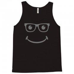 geek smiley Tank Top | Artistshot