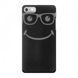 geek smiley iPhone 7 Case | Artistshot