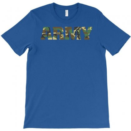 United States Army Great T-shirt Designed By Printshirts