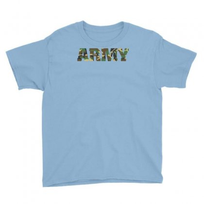 United States Army Great Youth Tee Designed By Printshirts