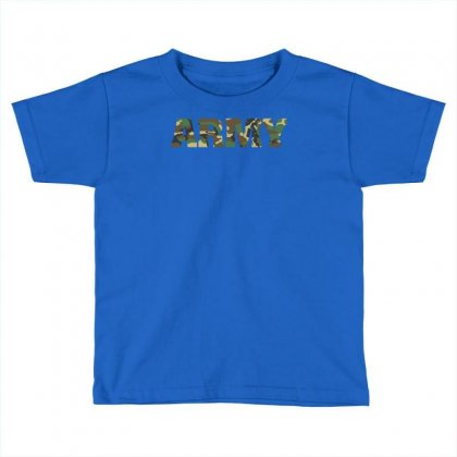 United States Army Great Toddler T-shirt Designed By Printshirts
