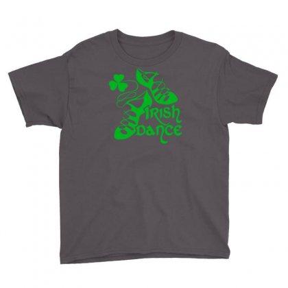 Irish Dance Youth Tee Designed By Printshirts