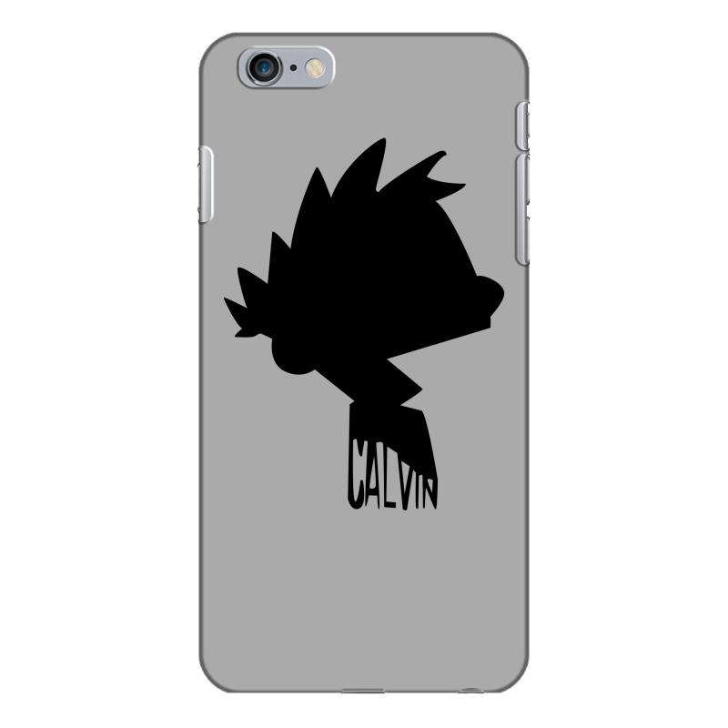 Calvin and Hobbes Comic Strip iphone case