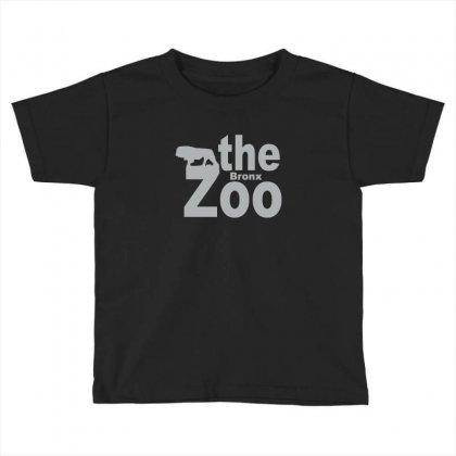 Bronx Zoo Toddler T-shirt Designed By Yudyud