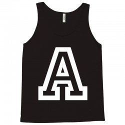 A Initial Name Tank Top | Artistshot