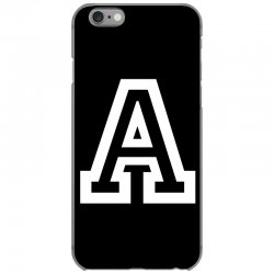 A Initial Name iPhone 6/6s Case | Artistshot