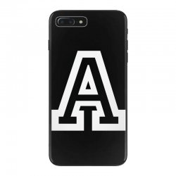 A Initial Name iPhone 7 Plus Case | Artistshot