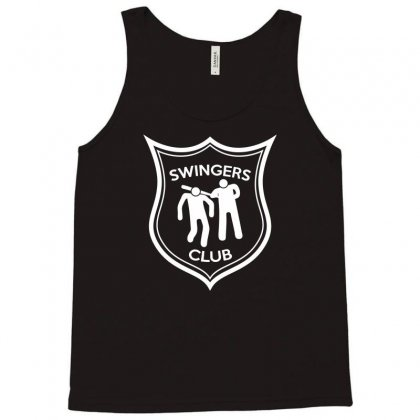 Swingers Club Tank Top Designed By Gematees