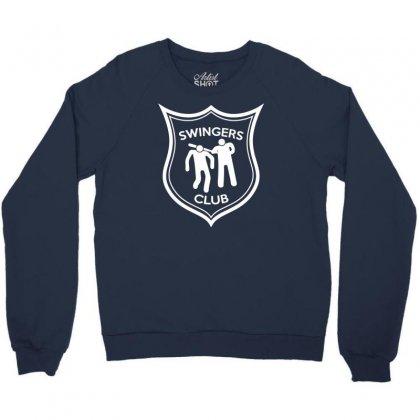 Swingers Club Crewneck Sweatshirt Designed By Gematees