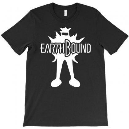 Earthbound Starman T-shirt Designed By Printshirts