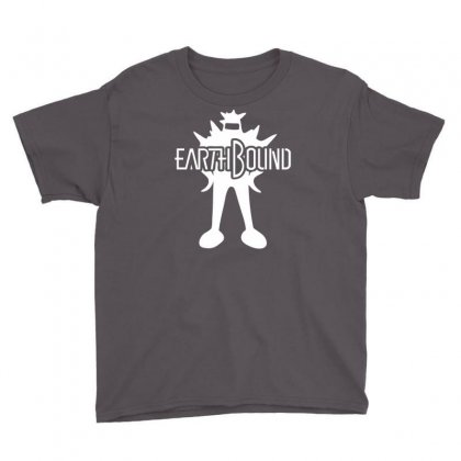 Earthbound Starman Youth Tee Designed By Printshirts