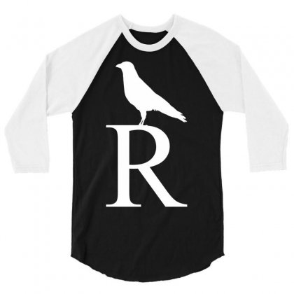 Harry Potter House 3/4 Sleeve Shirt Designed By Printshirts