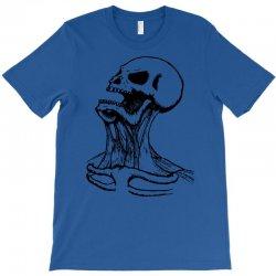 screaming skull T-Shirt | Artistshot
