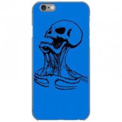 screaming skull iPhone 6/6s Case | Artistshot