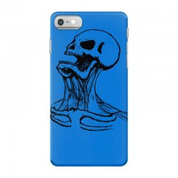screaming skull iPhone 7 Case | Artistshot