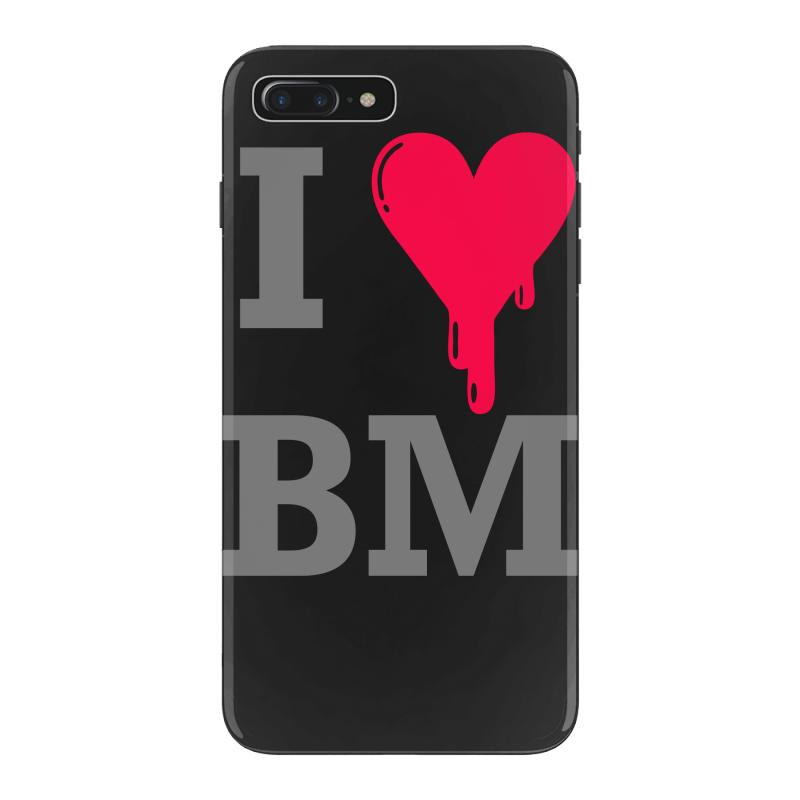 Custom I Heart Bm For Women Iphone 7 Plus Case By Printshirts ... 5fb3827f8