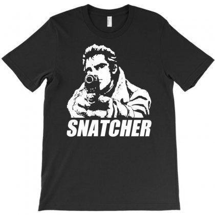 Snatcher Blade Runner T-shirt Designed By Printshirts