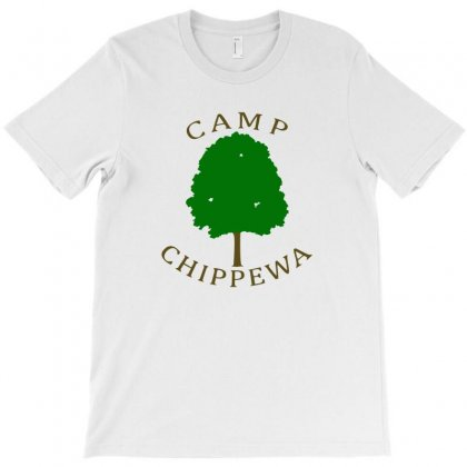 Camp Chippewa T-shirt Designed By Homienice