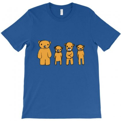 Baby Bear Rock T-shirt Designed By Munil